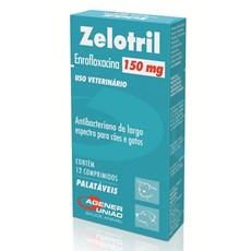 Zelotril Agener 150mg Para Cães E Gatos C/12 Comprimidos